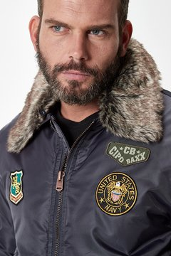 Campera Aviator - Britches