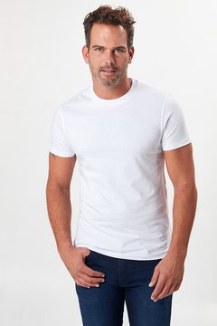 Remera Air White