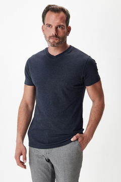 Remera Luft Dark Blue