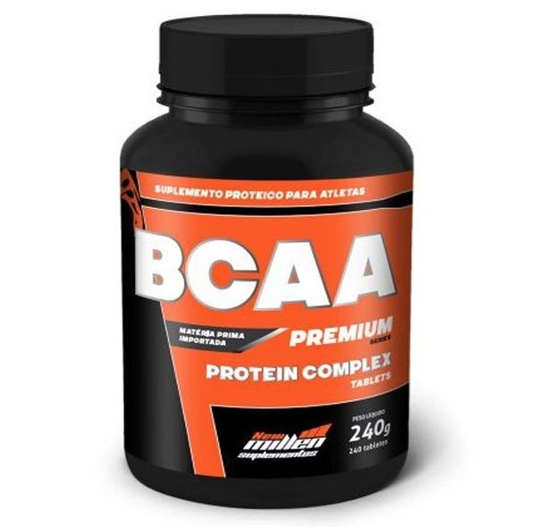 BCAA Premium New Millen 240 tabletes