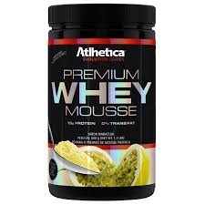 WHEY MOUSSE 600G ATLHETICA - comprar online