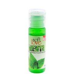 Gel Comestível - Menta - Soft Love Hot 15ML - comprar online