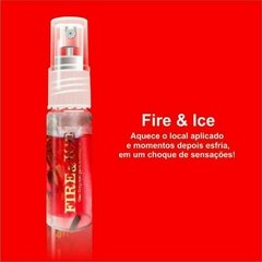 Fire & Ice Jatos 15ml  - Soft Love - comprar online