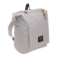 Mochila formal impermeable tapa larga
