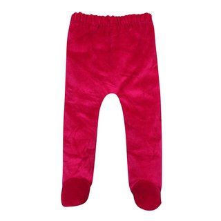 Pantalon Plush Fucsia