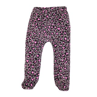 Pantalón Plush Animal Print