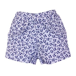 Short Cerezas Azul