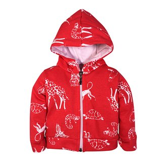 Campera Safari Roja