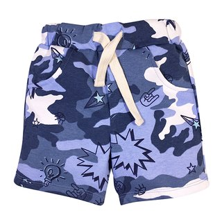 Short Power Azul