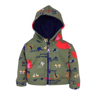 Campera Bosque Verde