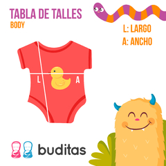 Body Super Budi en internet