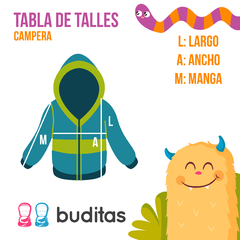 Campera Pumba en internet