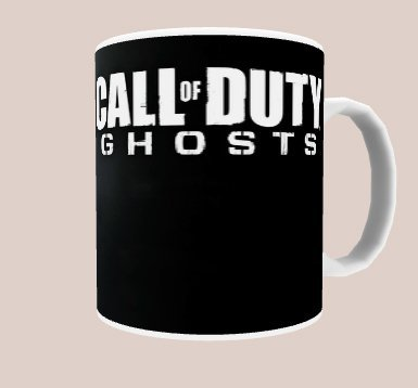 Caneca Call Of Duty - comprar online