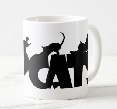 Caneca I Love Cats - Concepts Visual