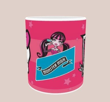 Caneca Monster High - comprar online