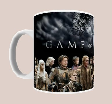 Caneca Game Of Thrones 2