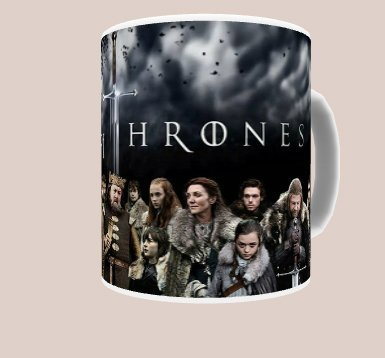 Caneca Game Of Thrones 2 - comprar online