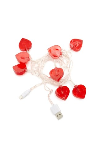 F21 - Light Up Heart Cable for Iphone - comprar online