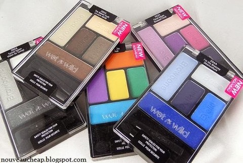 WNW Wet n Wild - Coloricon Eyeshadow Palette