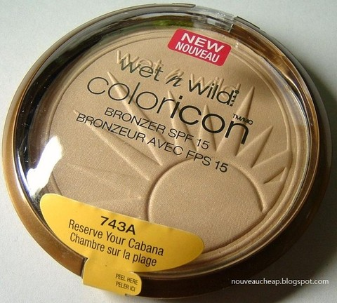 WNW Wet n Wild - Coloricon Bronzer FSP15