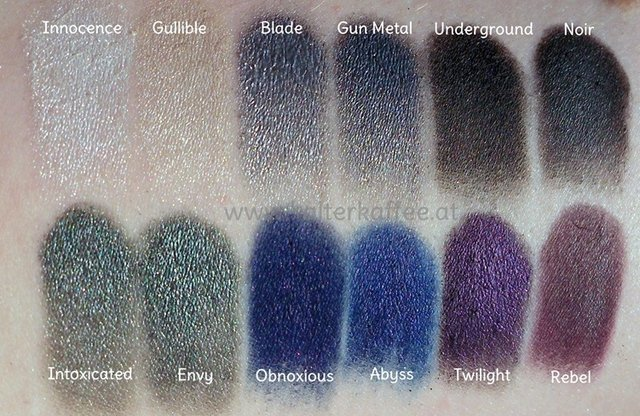Sleek Make Up - Bad Girl Palette - comprar online