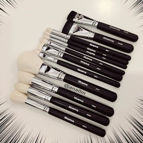Morphe - Brochas Individuales