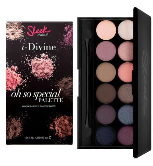 Sleek Make Up - Oh So Special Palette