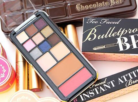 Too Faced - Candy Bar Palette - comprar online