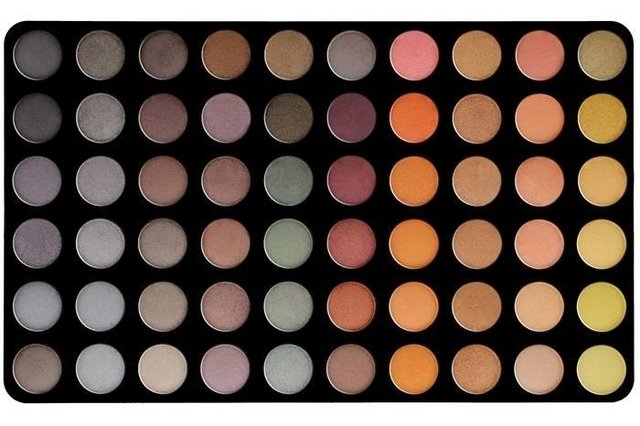 BH Cosmetics - 120 Color Eyeshadow Palette 4th Edition - comprar online