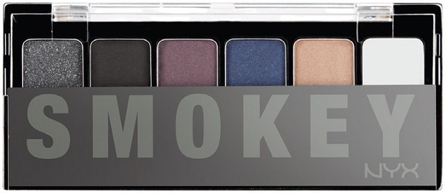 NYX - The Smokey Shadow Palette