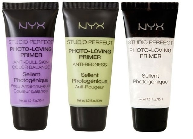 NYX - Studio Photoloving Primer