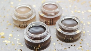 ELF -  Lock on liner and brow cream