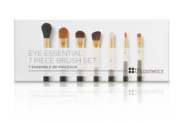BH Cosmetics - Eyes Essentials set x 7 pinceles en internet