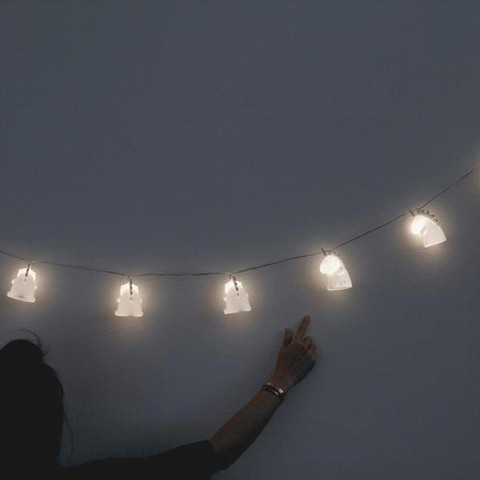 Unicorn String Lights - Guirnalda Unicornio - The Holy Shop