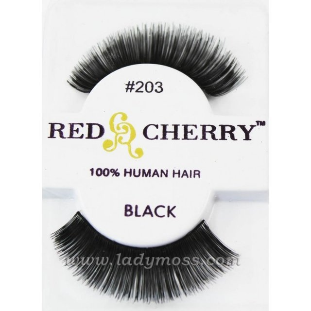 Red Cherry - Pestañas Postizas - Make Up Importado