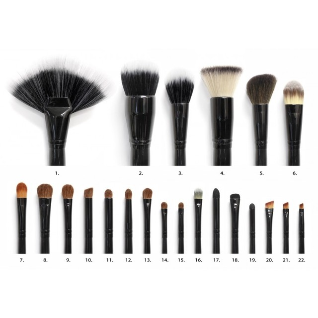 Coastal Scents - 22-Piece Brush Set - comprar online