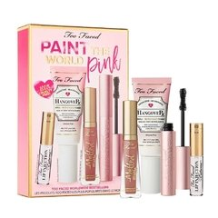 Too Faced - Paint the World Pink Set