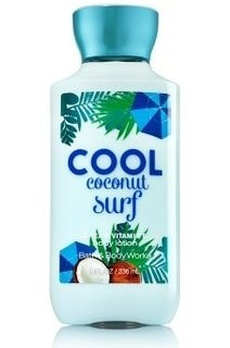 Bath & Body Works - Cool Coconut Surf Cream