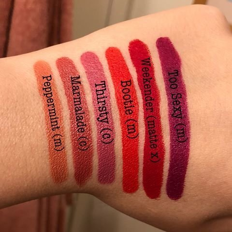 ColourPop - Lippie Stix - Make Up Importado