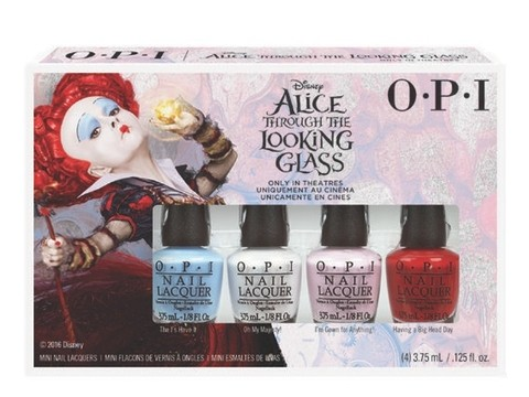 OPI - Alice Through the Looking Glass Set