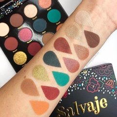Colourpop - Palette Salvaje - Make Up Importado