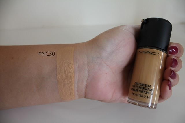 MAC - Prolongwear Foundation - comprar online