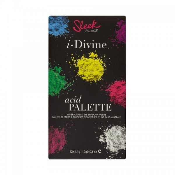 Sleek Make Up - Acid Palette - comprar online