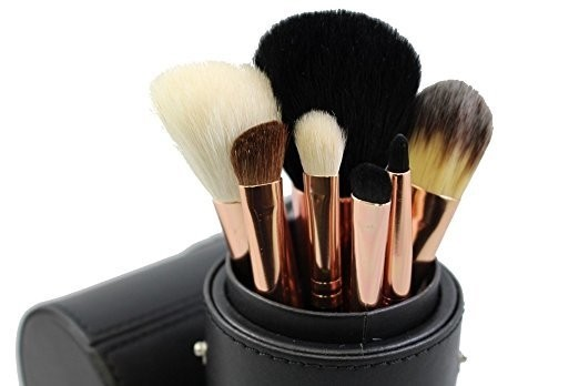 Morphe Brushes - SET 701 - 7 Piece Rose Set - Make Up Importado