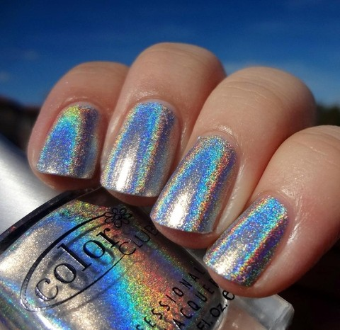 Color Club - Nail Polish Holo Nail Lacquer