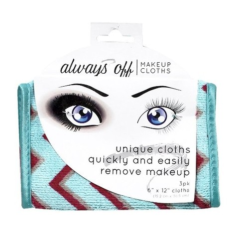 Always Off - Removedor de Maquillaje