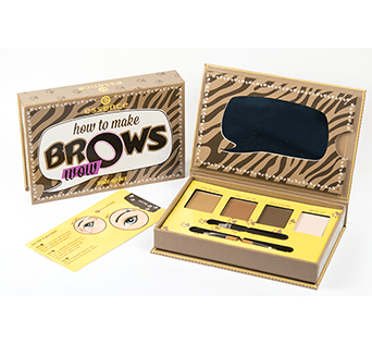 Essence - How to make brows wow set