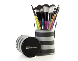 BH Cosmetics - Pop Art Brush Set 10 Piezas