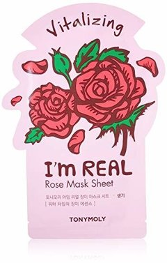 Tony Moly - Rose Vitalizing Mask Sheet - comprar online