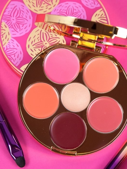 Tarte - Rainforest of the Sea Kiss and Blush Palette